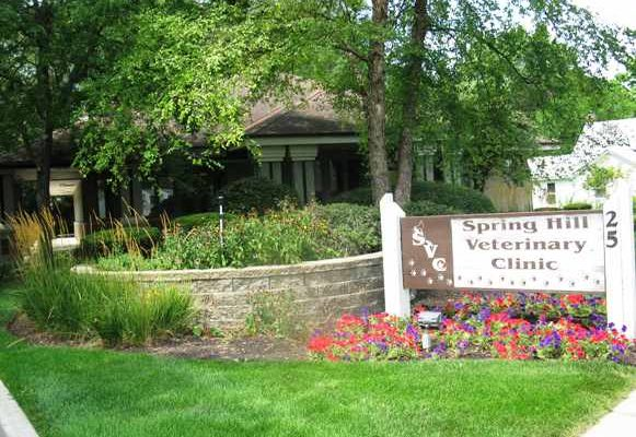 Front of Clinic Building